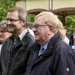 Frühlingsfest am Dorfspeicher in Westbevern Dorf am 15.04 2018.