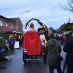 Weihnachtsmarkt am 2. Advent 2018 in Westbevern Vadrup.