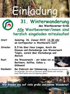 2019-01-26 Plakat Einladung