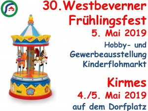 30. Westbeverner Frühlingsfest 2019