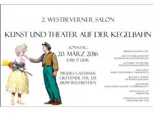Einladung zum 2. Westbeverner Salon