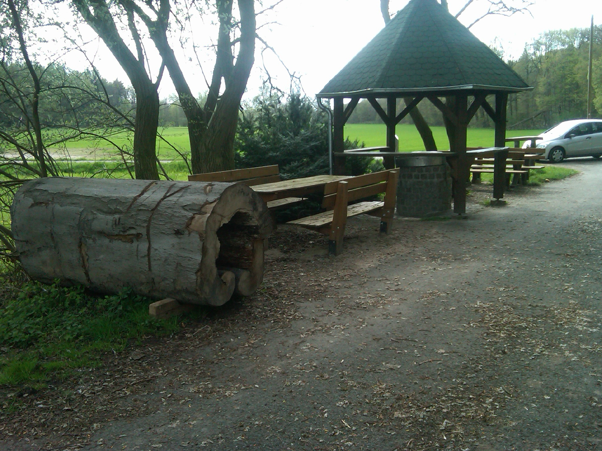 Krinkhuette - Grillplatz