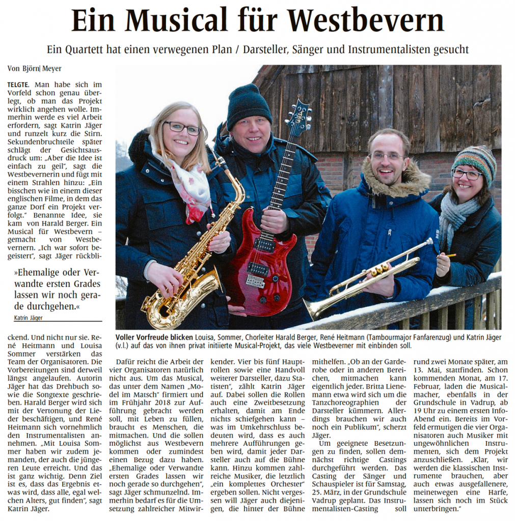 Musical-Westbevern