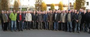 Die Krinkrentner bei der DEULA in Warendorf