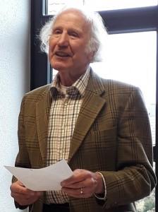 """Prof. Vasthoff erzählt von den """"Mönsterlännern un dat Geld"""""""