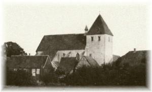 Westbevern - Dorfansicht 1884