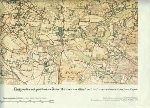 Urmesstischblatt-1842-1