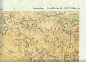 Urmesstischblatt-1842-3