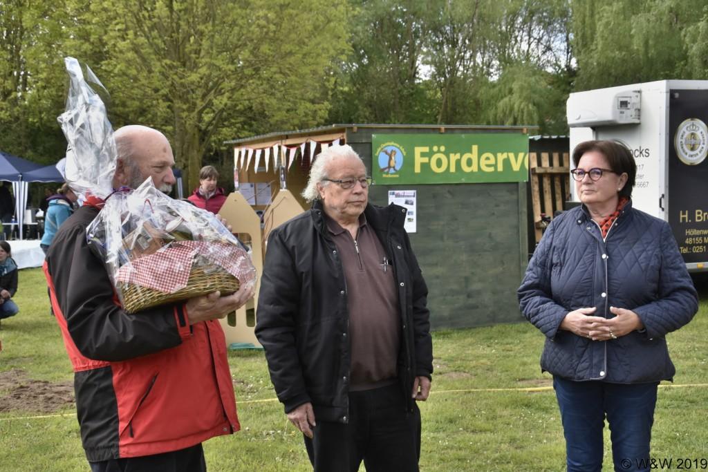 Frühlingsfest am 05. Mai 2019 am Dorfspeicher in Westbevern.