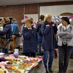 Frauenflohmarkt in Westbevern Vadrup am 06.03.2020.