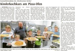 """Kochkurs in """"Piesers Gasthaus"""""""